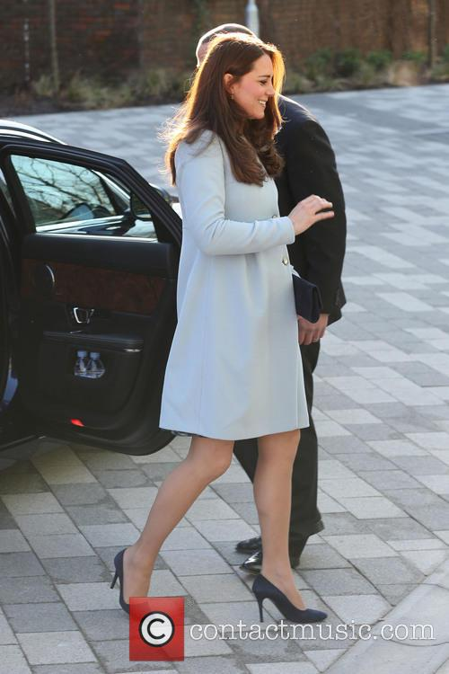 The Duchess Of Cambridge, Catherine Middleton and Kate Middleton 3