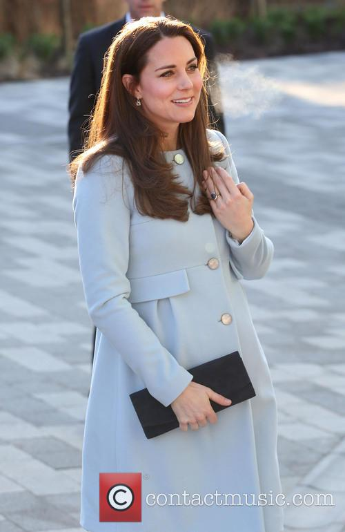 The Duchess Of Cambridge, Catherine Middleton and Kate Middleton 4