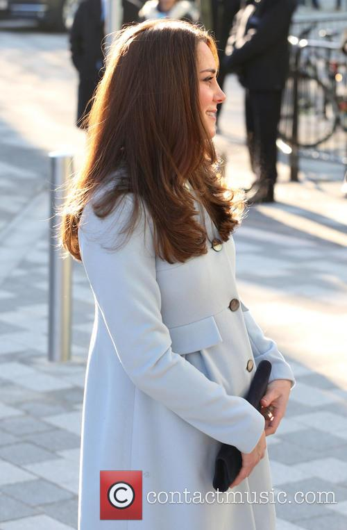 The Duchess Of Cambridge, Catherine Middleton and Kate Middleton 5