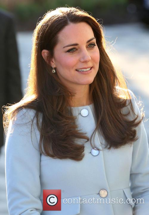 The Duchess Of Cambridge, Catherine Middleton and Kate Middleton 6