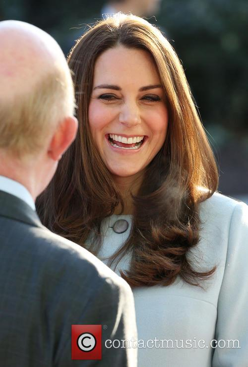The Duchess Of Cambridge, Catherine Middleton and Kate Middleton 7