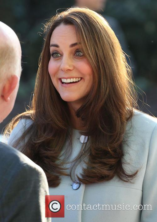 The Duchess Of Cambridge, Catherine Middleton and Kate Middleton 9