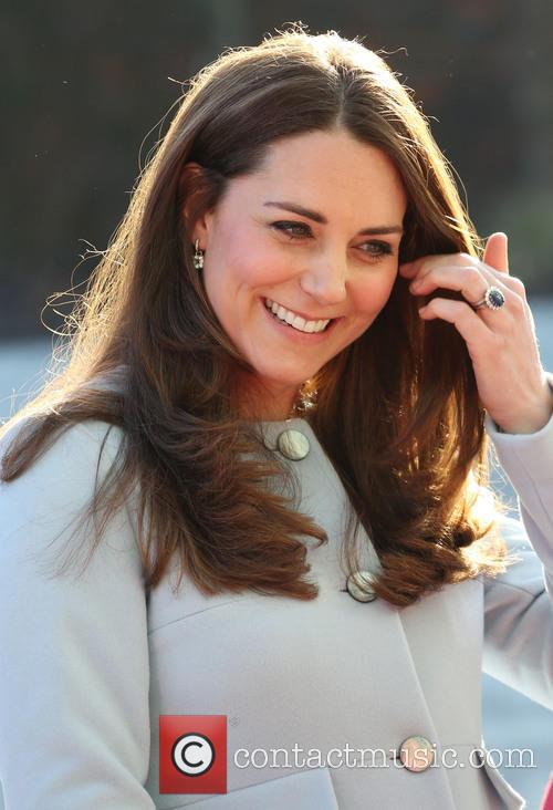 The Duchess Of Cambridge, Catherine Middleton and Kate Middleton 11