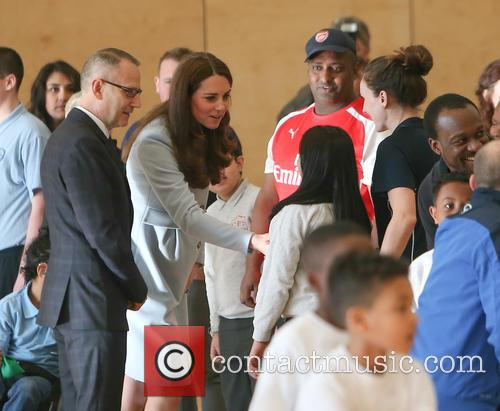 Catherine Duchess Of Cambridge and Kate Middleton 2