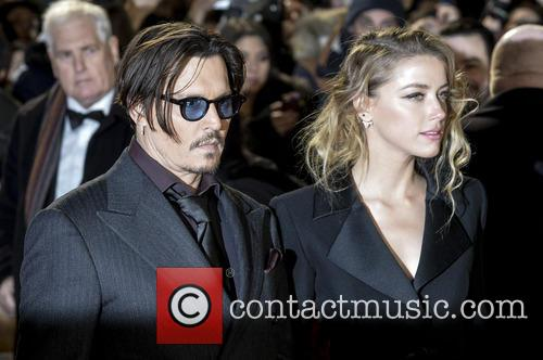 Johnny Depp and Amber Heard 5