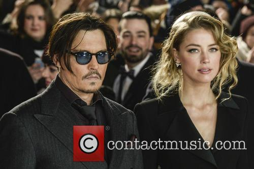 Johnny Depp and Amber Heard 6