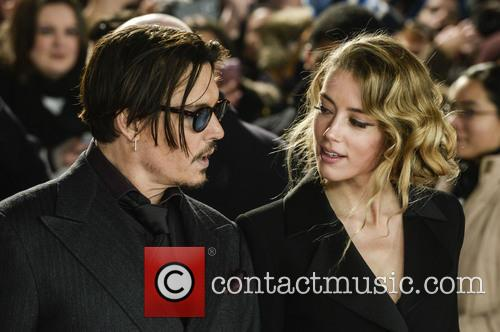 Johnny Depp and Amber Heard 7