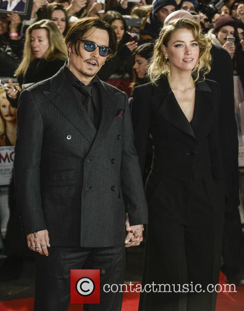 Johnny Depp and Amber Heard 8