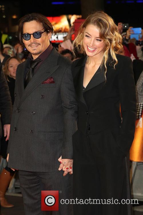 Amber Heard and Johnny Depp 5