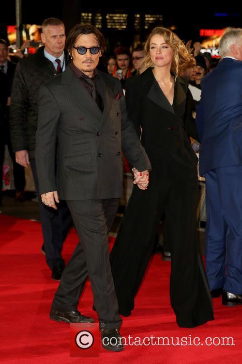 Amber Heard and Johnny Depp 7