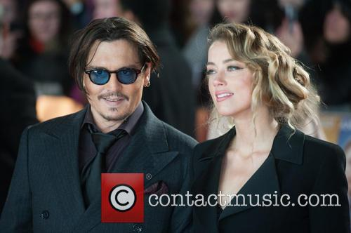 Johnny Depp and Amber Heard 9