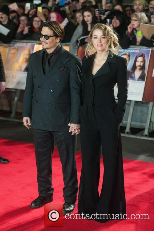 Johnny Depp and Amber Heard 10