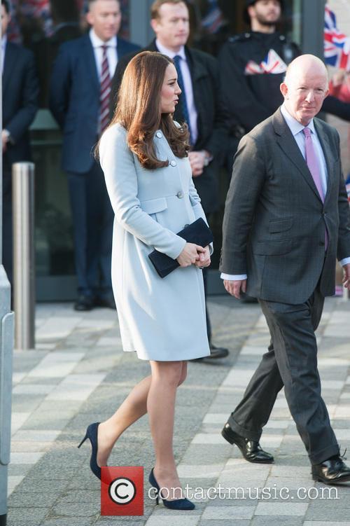 Catherine and Duchess Of Cambridge 2
