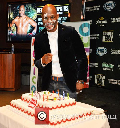 Bernard Hopkins 3