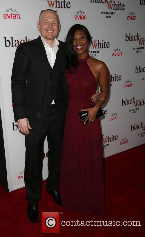 Bill Burr and Nia Renee Hill 1