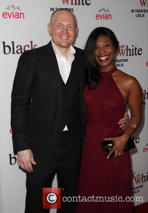 Bill Burr and Nia Renee Hill 2