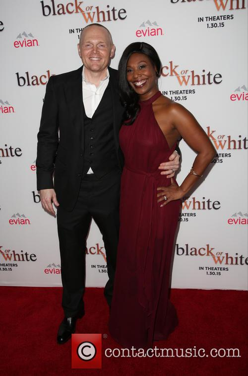 Bill Burr and Nia Renee Hill 3