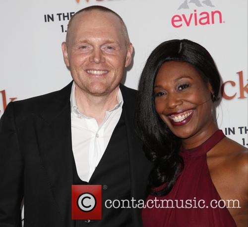Bill Burr and Nia Renee Hill 4