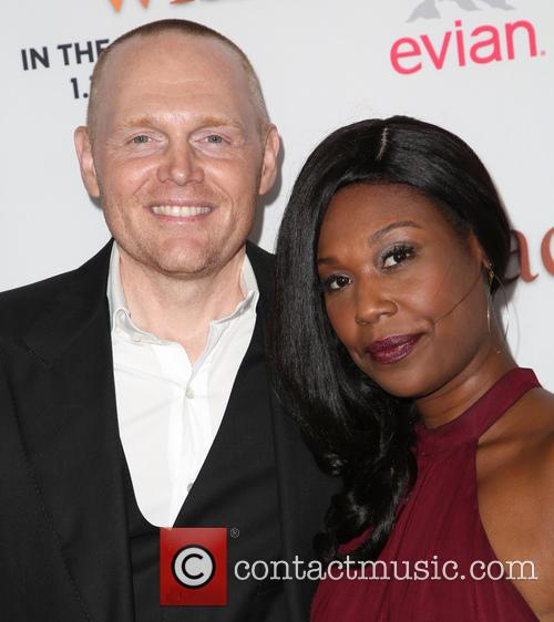Bill Burr and Nia Renee Hill 5