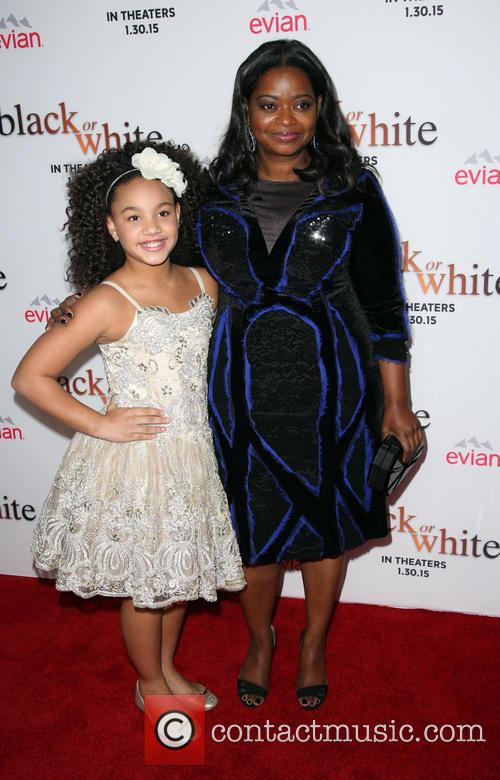 Jillian Estell and Octavia Spencer 2