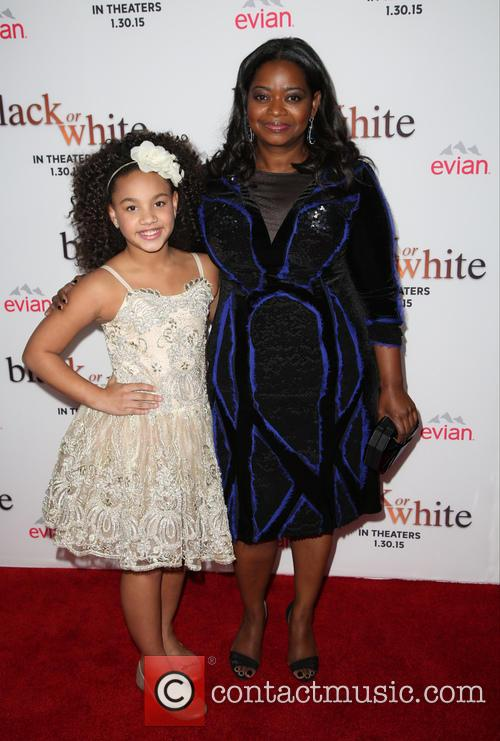 Jillian Estell and Octavia Spencer 1