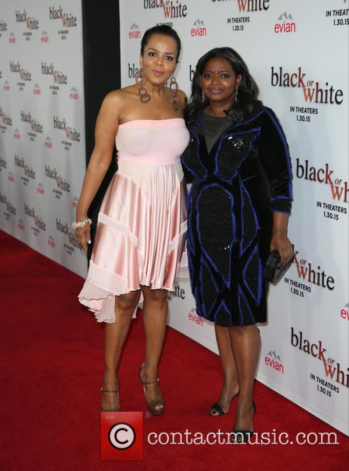 Paula Newsome and Octavia Spencer 4