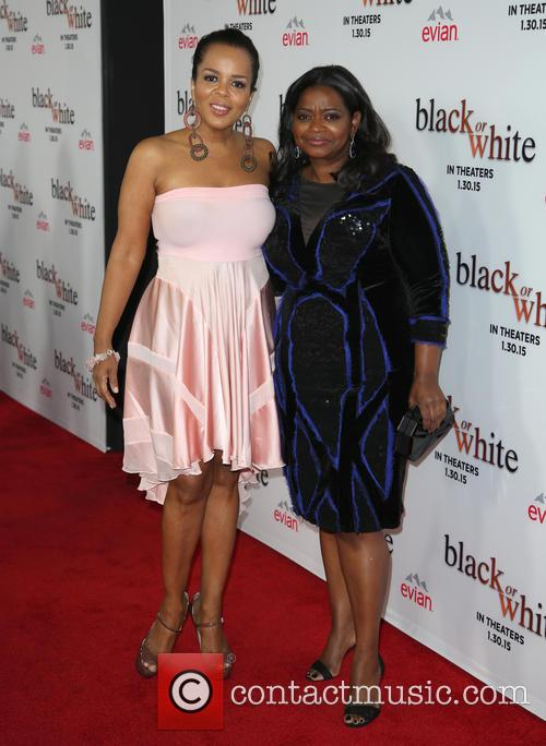 Paula Newsome and Octavia Spencer 5