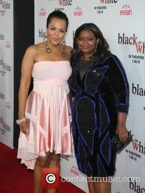 Paula Newsome and Octavia Spencer 6