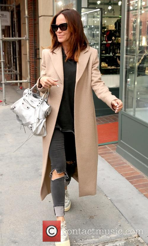 Robin Antin out and about in Beverly Hills