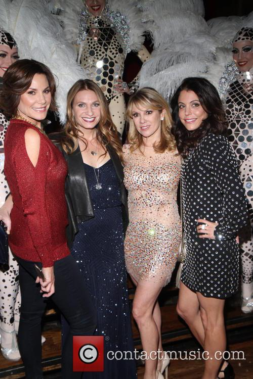 Luann De Lesseps, Heather Thomson, Ramona Singer and Bethenny Frankel 4