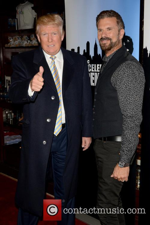 Donald Trump and Lorenzo Lamas 4