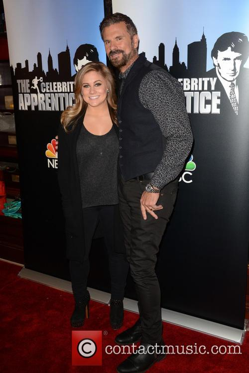 Shawn Johnson and Lorenzo Lamas 4