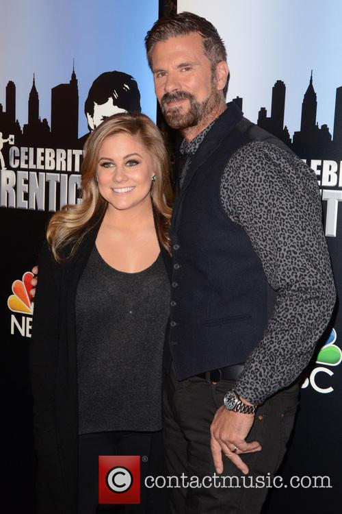 Shawn Johnson and Lorenzo Lamas 5