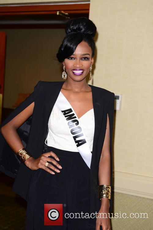 Miss Angola Zuleica Wilson 1