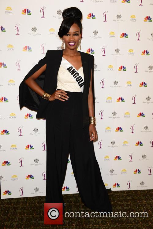 Miss Angola Zuleica Wilson 2