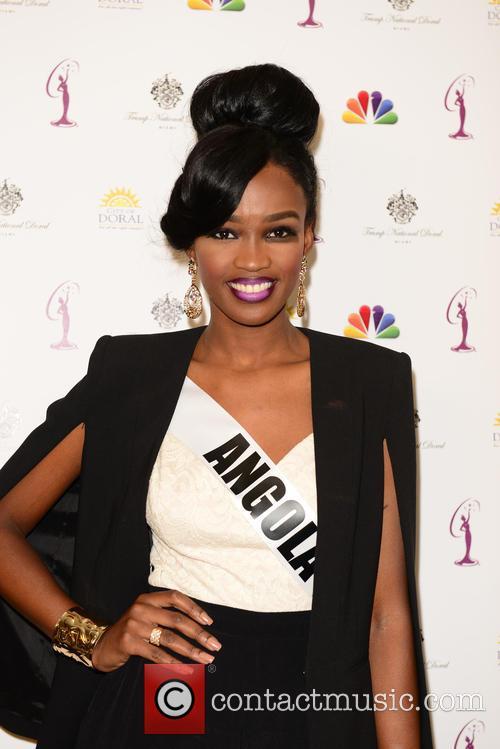 Miss Angola Zuleica Wilson 3