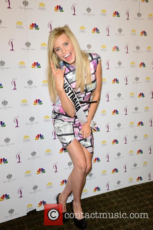 Miss Australia Tegan Martin 4
