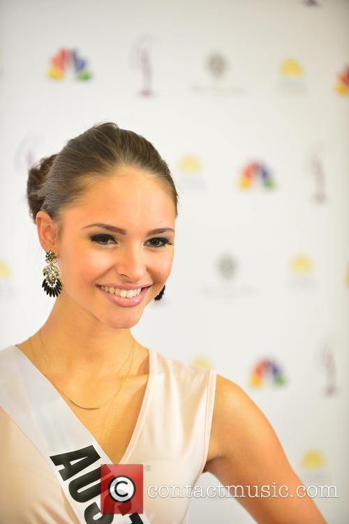 Miss Austria Julia Furdea 2