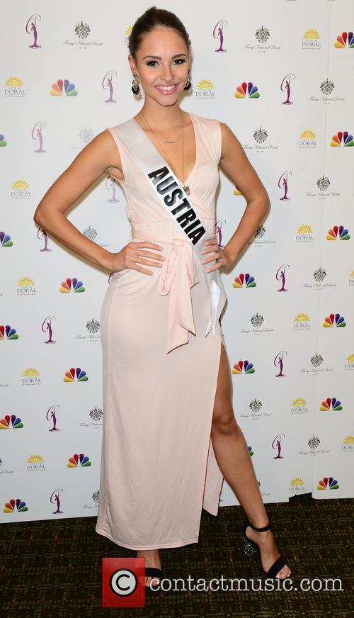 Miss Austria Julia Furdea 1