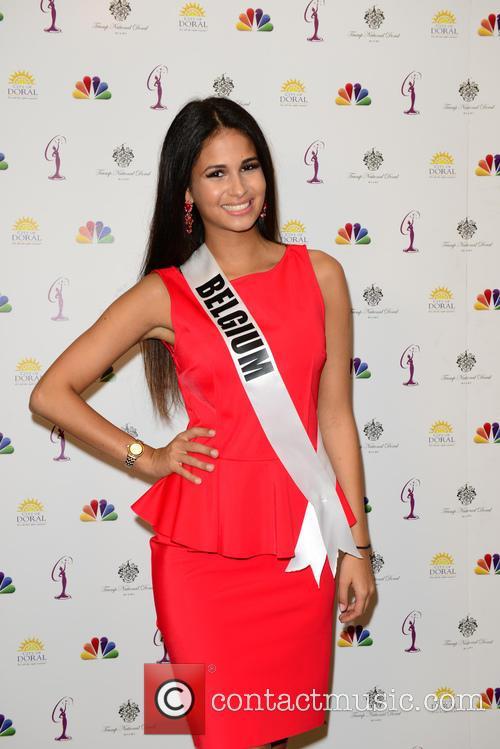 Miss Belgium Anissa Blondin 3
