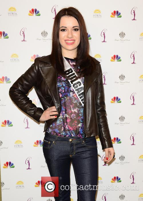 Miss Bulgaria Kristina Georgieva 1