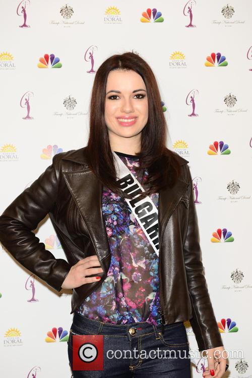 Miss Bulgaria Kristina Georgieva 2