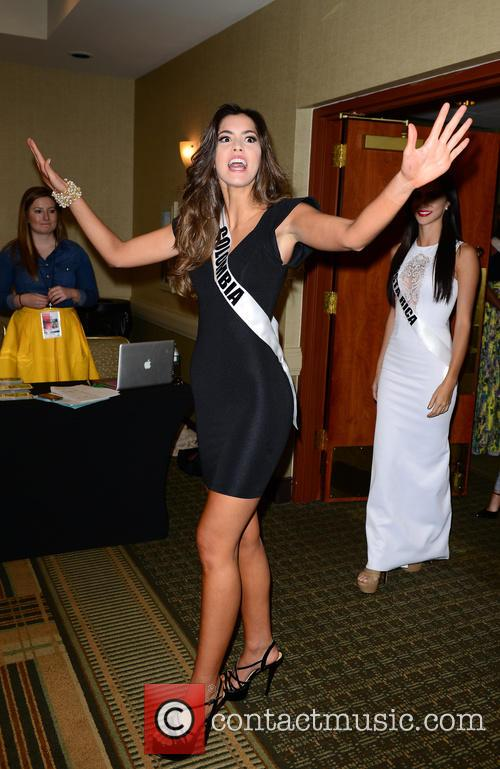 Miss Colombia Paulina Vega 1