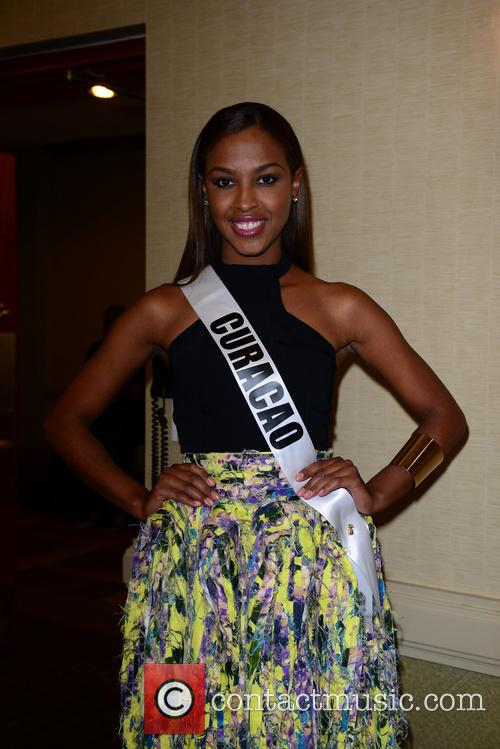 Miss Curacao Laurien Angelista 2