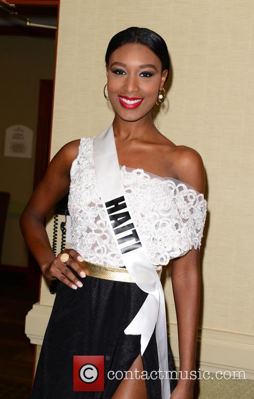 Miss Haiti Christie Desir 2