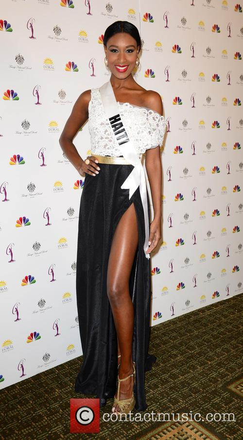 Miss Haiti Christie Desir 3