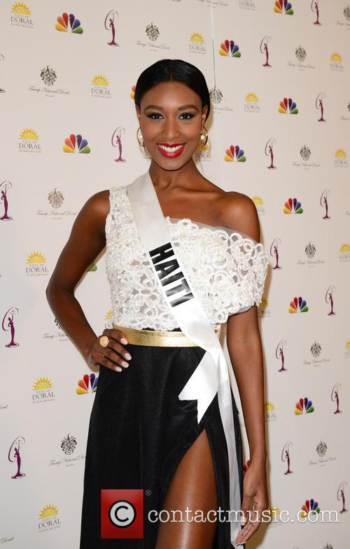 Miss Haiti Christie Desir 4