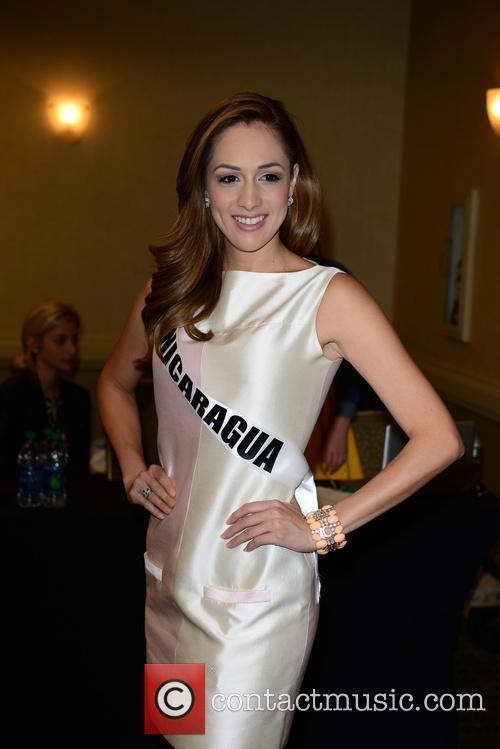 Miss Nicaragua Marline Barberena 2