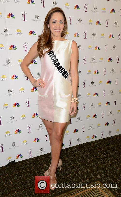 Miss Nicaragua Marline Barberena 1