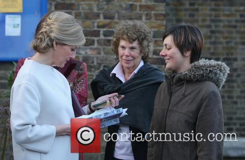 Sophie Countess Of Wessex and Kate Hoey 5
